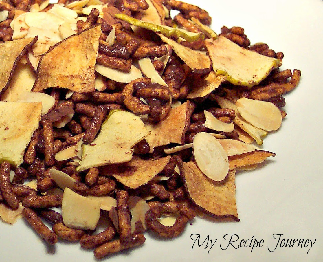 Simple and Crisp Trail Mix