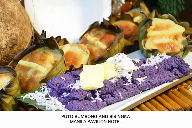 MANILA PAVILION HOTEL'S HOLIDAY TREATS
