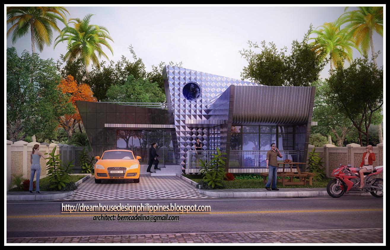 Philippine Dream House Design : Modern Bungalow House