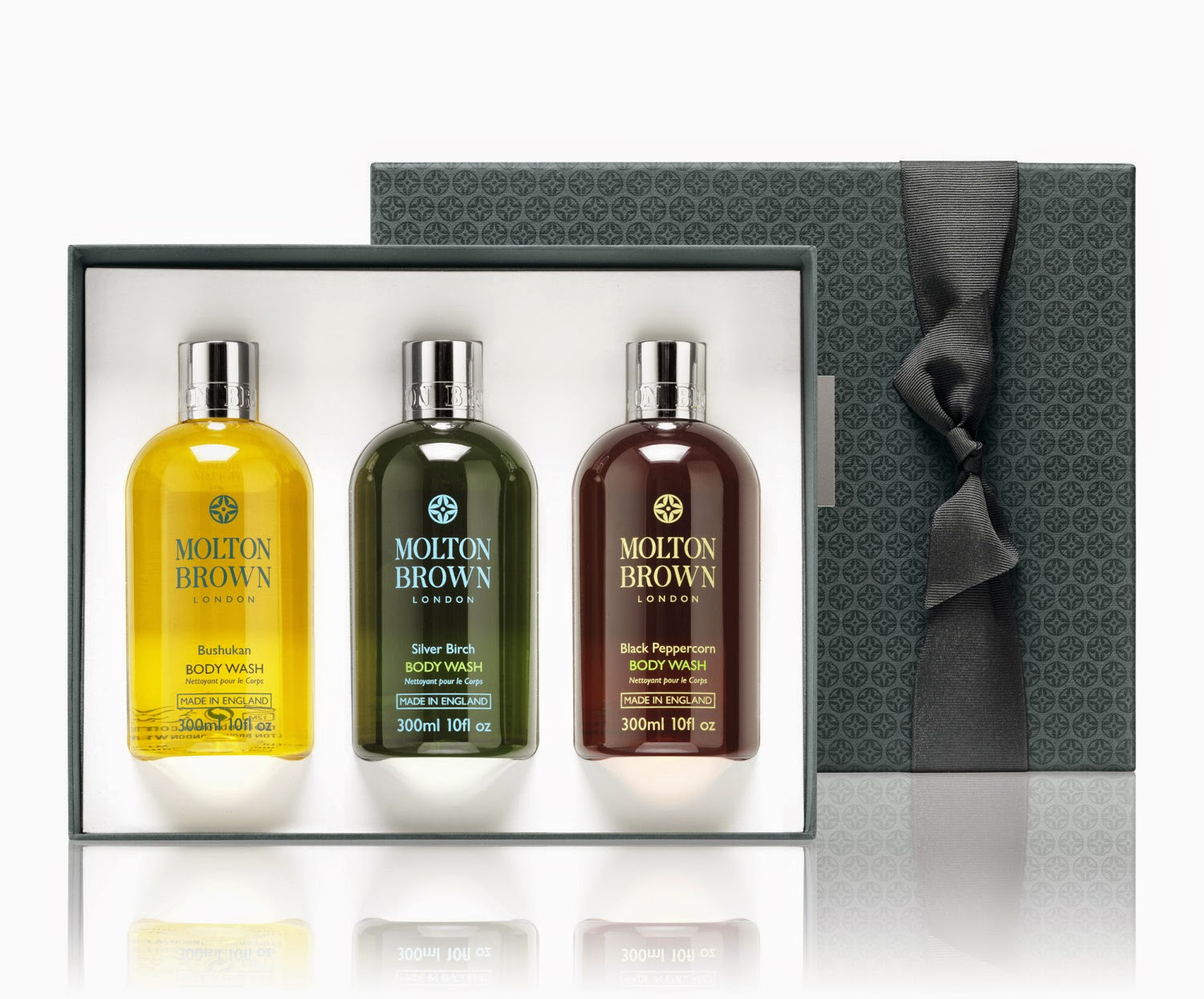 Molton Brown Shower Gel Christmas Gift Set For Him