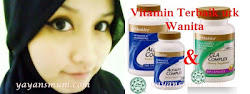 Gabungan Vitamin Terbaik utk Wanita!