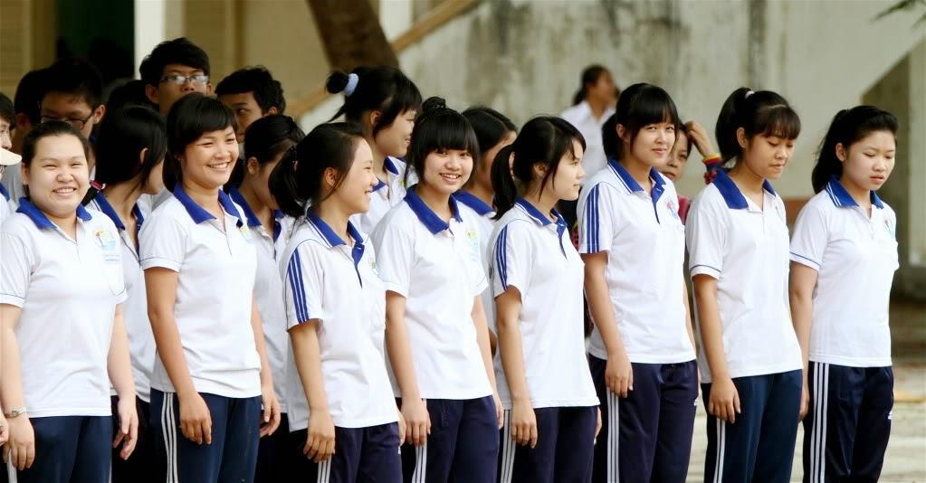 Hình ảnh Mẫu đồng phục thể dục học sinh, sinh viên