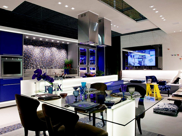 decoracao de interiores de casas modernas : decoracao de interiores de casas modernas: Minha Casa Clean: Estilos de Decoração!!! Nas Fachadas e Interiores