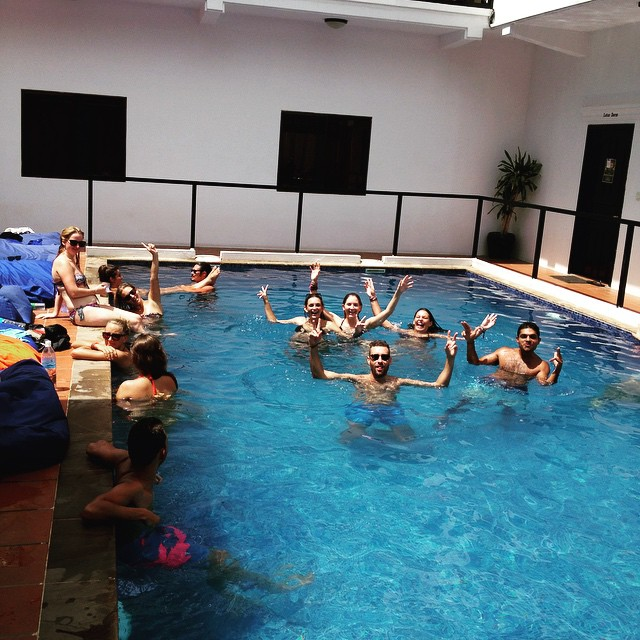 10 reasons mad monkey hostel is the best hostel in siem for Life of pi swimming pool