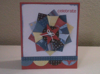 Pinwheel card