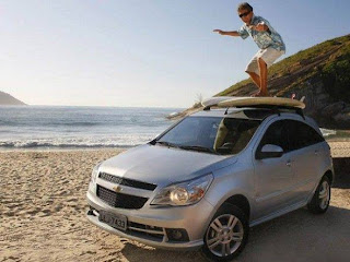 Chevrolet cria modelo exclusivo para o RJ