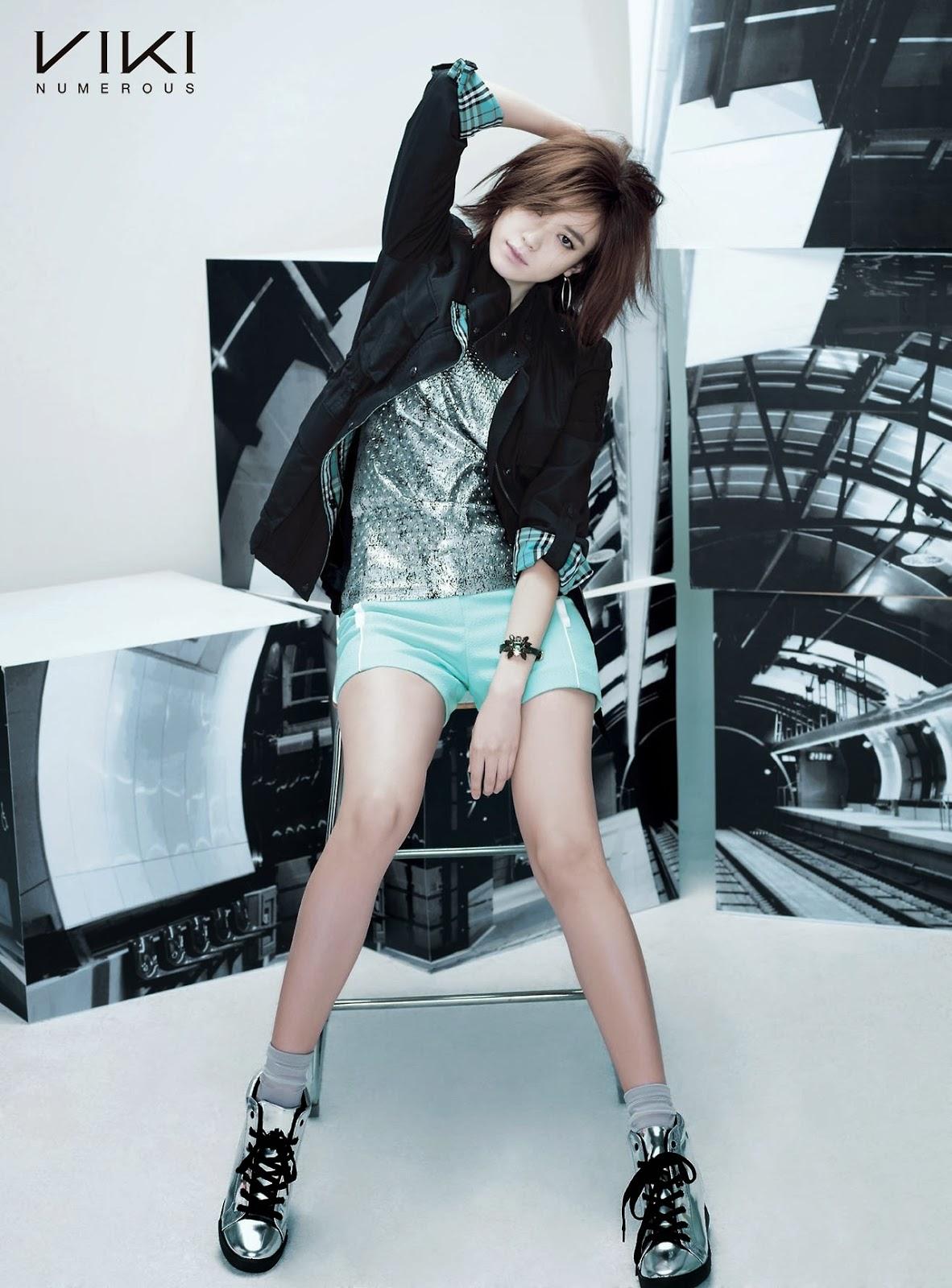 Han Hyo Joo - Viki Spring/Summer 2014