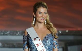 ملكة جمال العالم Miss World 2015 Mireia Lalaguna Royo