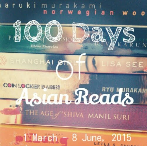 100 Days of Asian Reads Challenge
