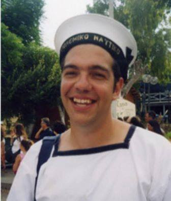 """Ιδού ο μέγας διαπραγματευτής της Έλλάδας: Α.Τσίπρας: """"Έχει σύνορα η θάλασσα και δεν το ξέραμε;"""""""