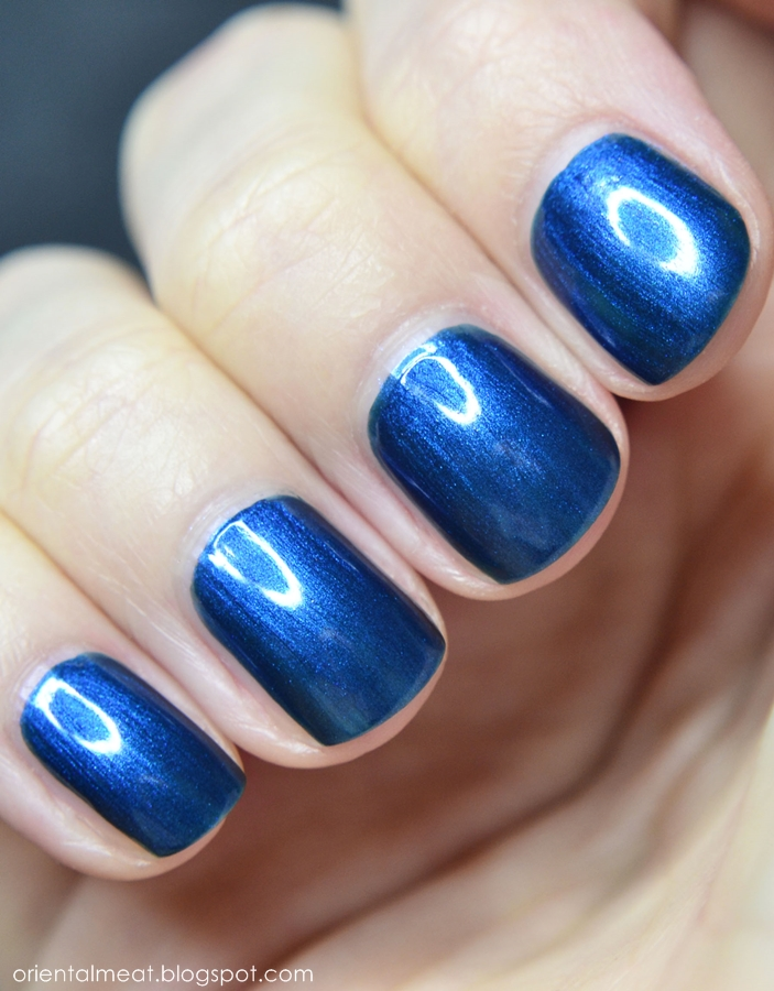 OPI-Unfor-greta bly blu