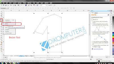 Cara Membuat layout Kaos di corelDraw