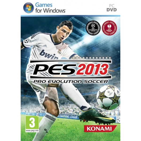Pro Evolution Soccer 2013 full