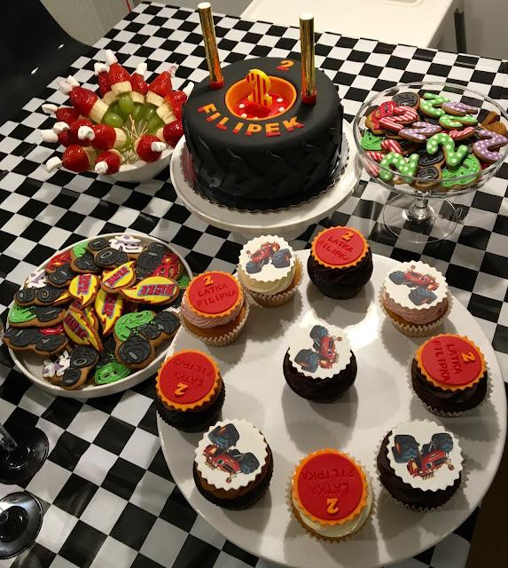 urodziny w stylu blaze