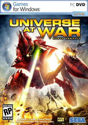 Universe at War: Earth Assault PC Cover