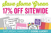17% off sitewide