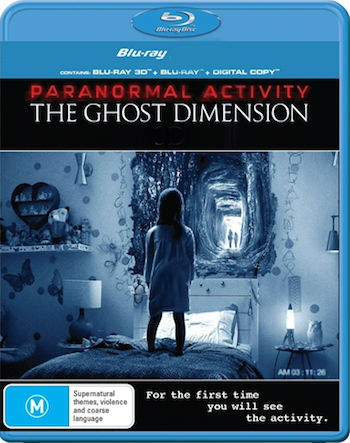 Paranormal Activity The Ghost Dimension 2015 Bluray Download