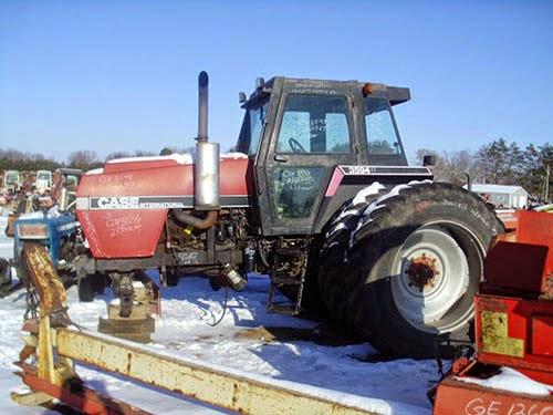 Case IH 3594 tractor parts