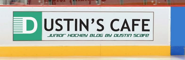 Dustin's Junior Hockey Blog