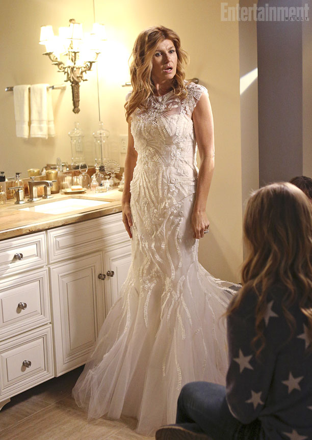 The spoilertv daily news roundup various shows 1st for Wedding dresses in nashville