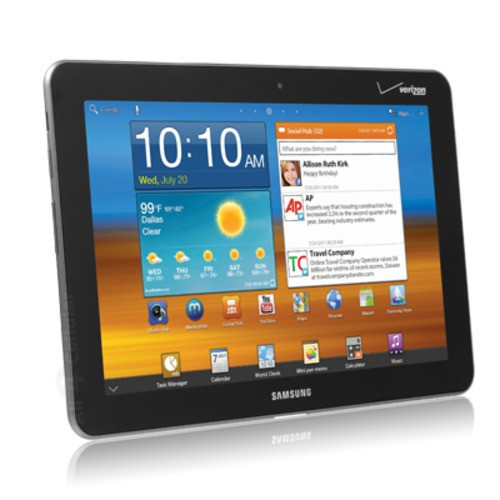User Manual Samsung Galaxy Tab 10.1 SCH-I905