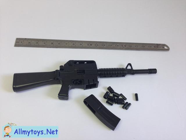Takara Tomy mini toy gun 7