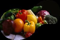 good health with veg