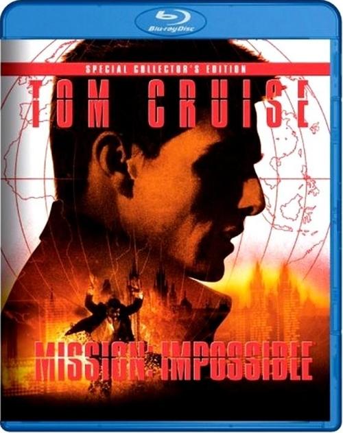Mission Impossible 1 ผ่าปฏิบัติการสะท้านโลก HD 1996