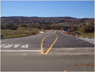Depois de reivindicações Santo Inácio tem estrada restaurada