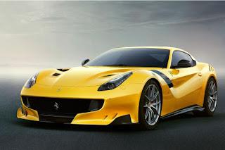 2015 Introduce Ferrari F12tdf Generation front view