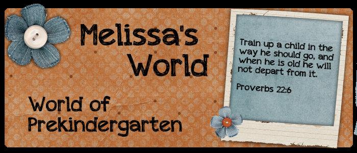 Melissa's World
