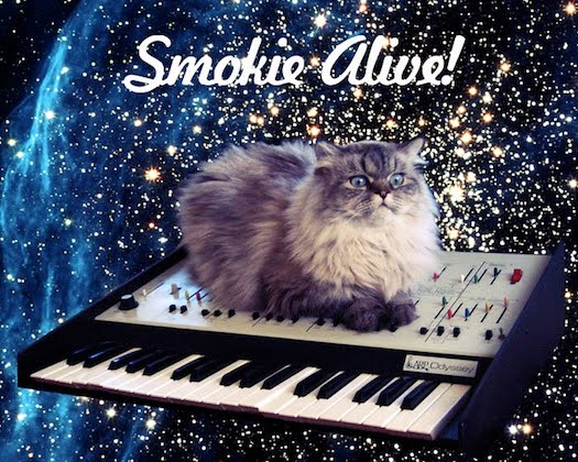 Smokie Alive!