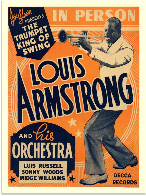 Louis Armstrong - 1926 - 1928