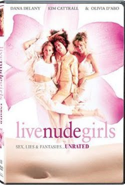 Live Nude Girls: Julianna Lavin director of the movie Live Nude Girls with ...