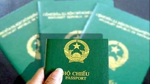 Quy định mới về gia hạn hộ chiếu tháng 12-2105