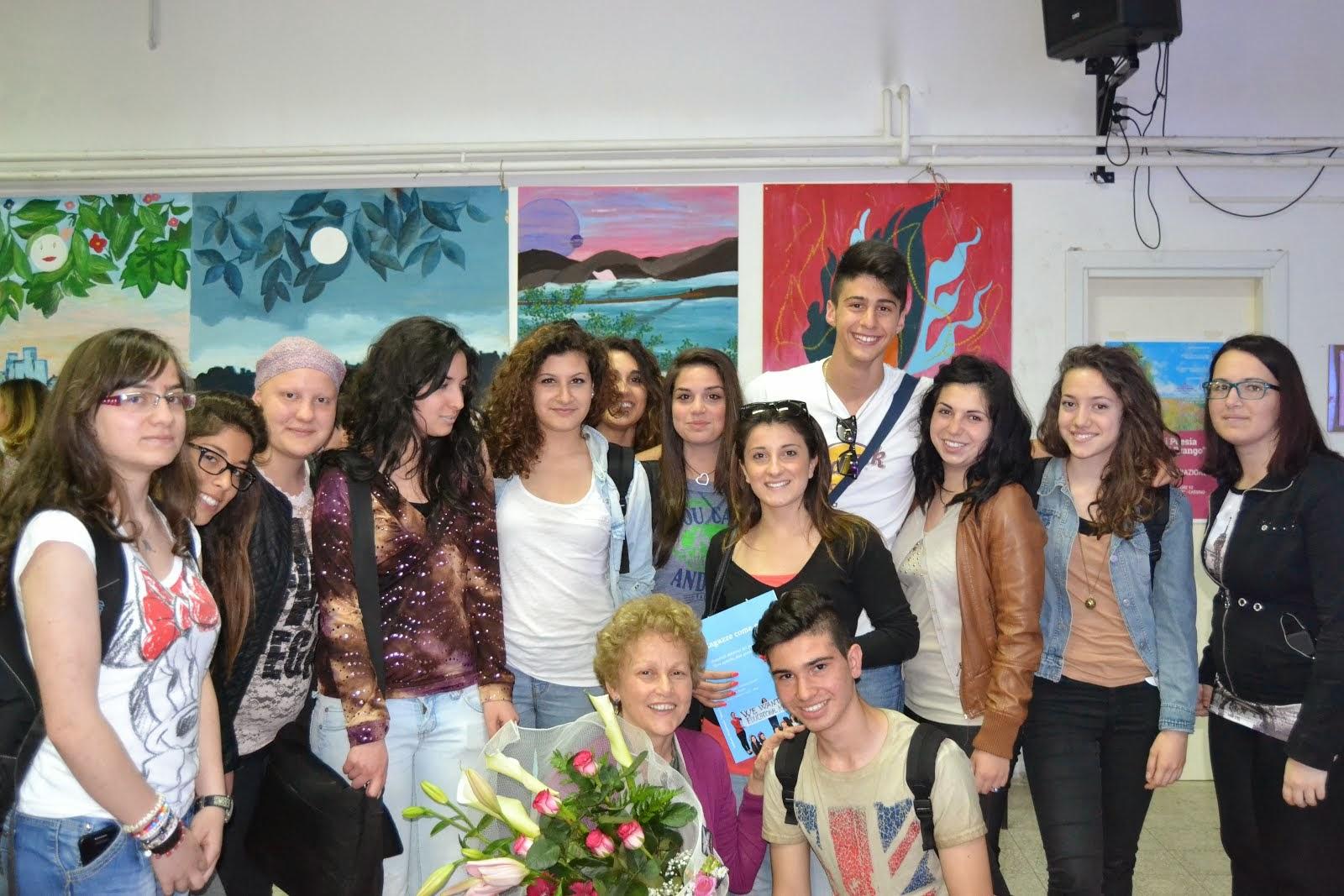Filmato sul progetto trasmesso da Lazio TV