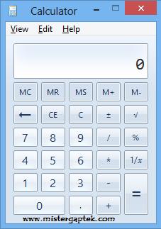 Kalkulator di Komputer Windows, Ada Cara Cepat Membukanya