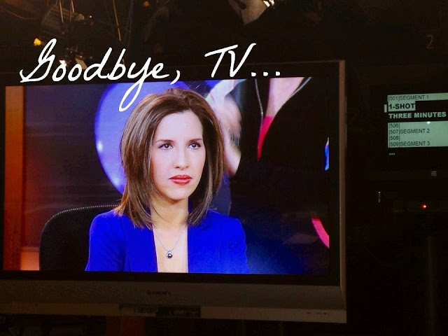 TV Reporter Announces She's Leaving