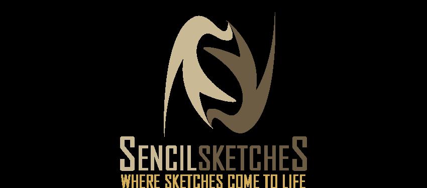 Sencil Sketches