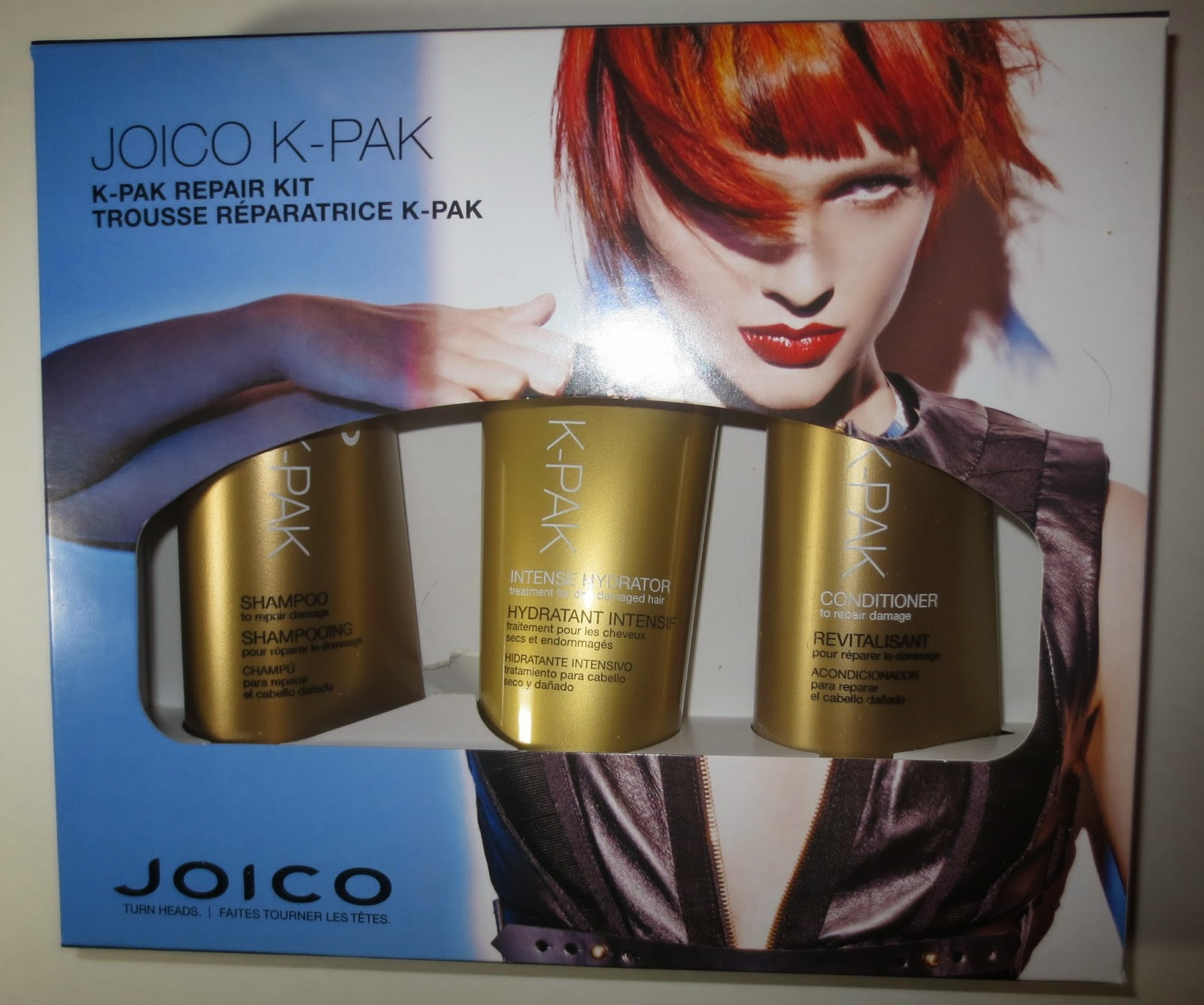 Joico K-PAK Repair Kit