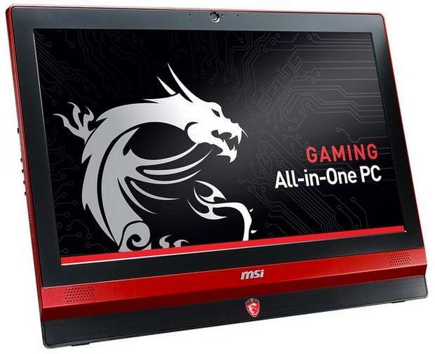MSI AG220 and AG240 All-In-One Gaming PC