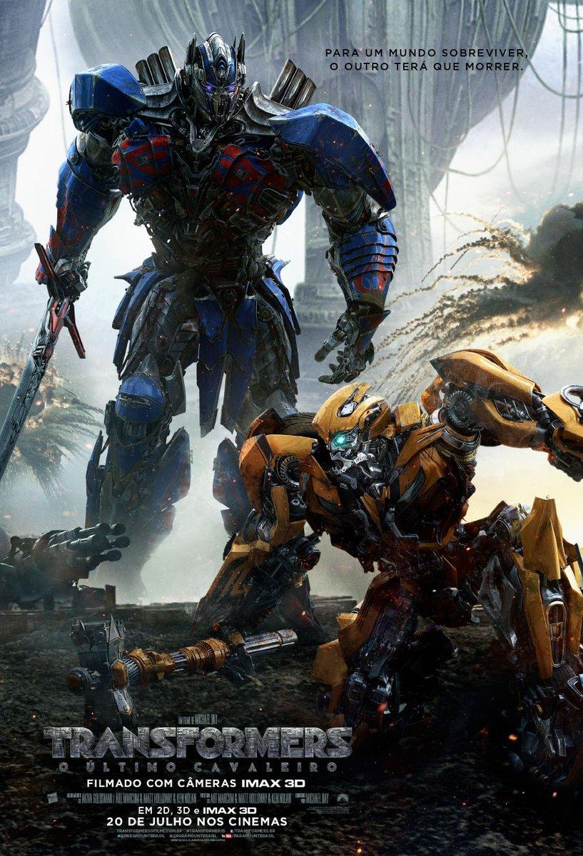 Filme Poster Transformers 5 - O Último Cavaleiro