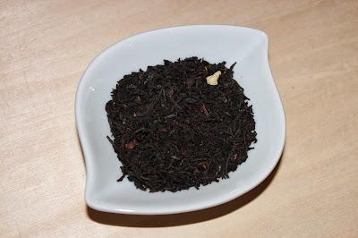 Panettone au thé