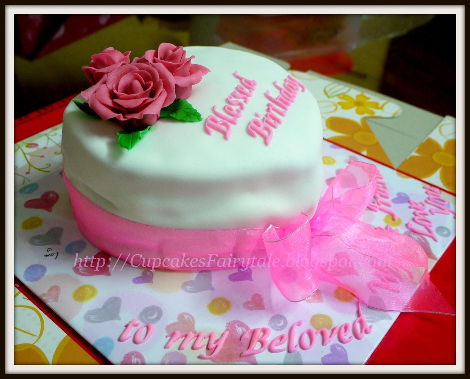 Happy Birthday Husband Romantic ~ Romantic birthday cake for hubby image inspiration of cake and