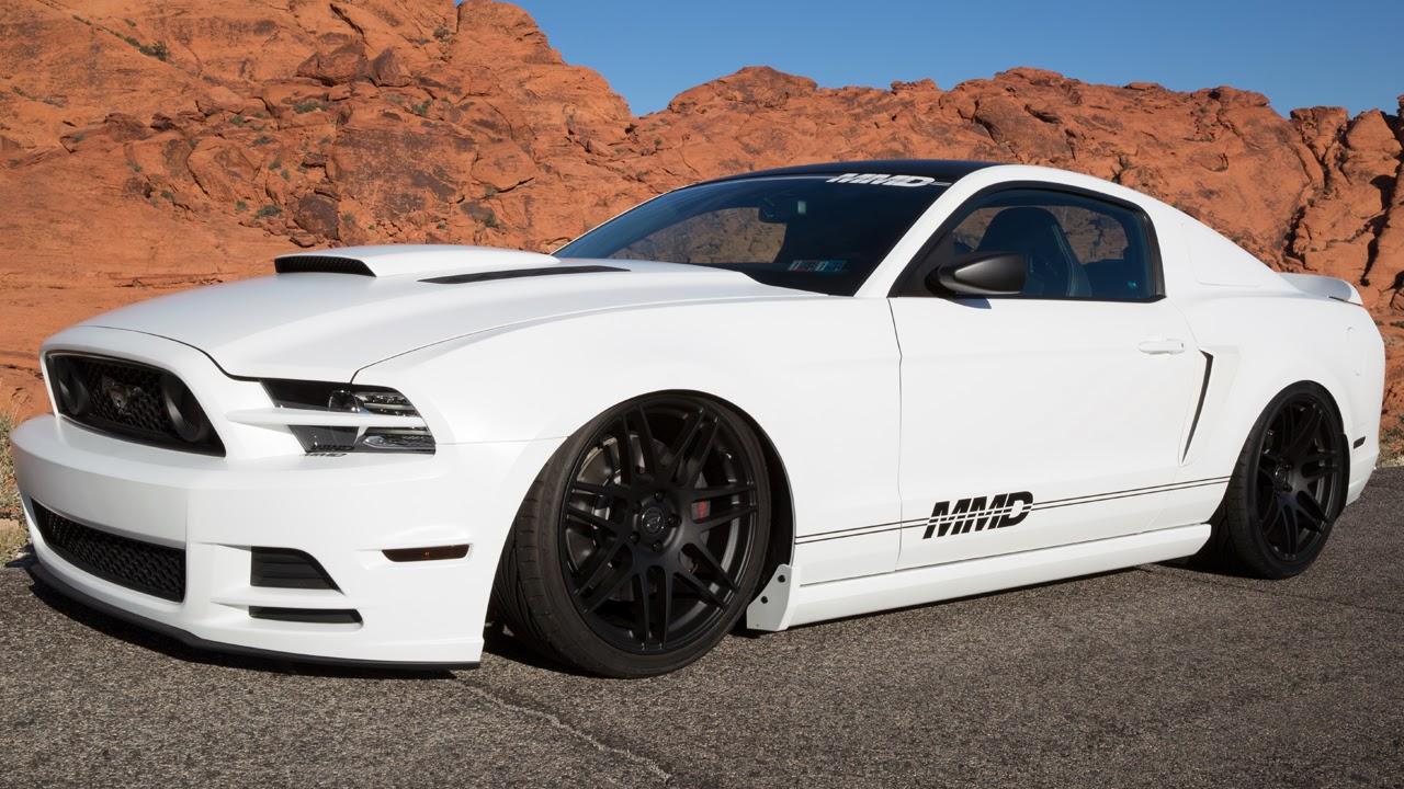2016 Mustang GT350