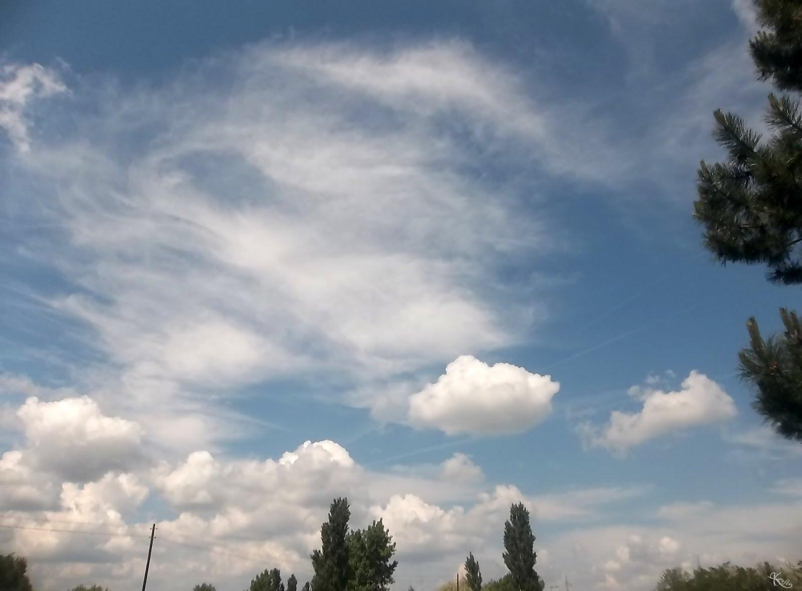 Kék az ég Pünkösd napján