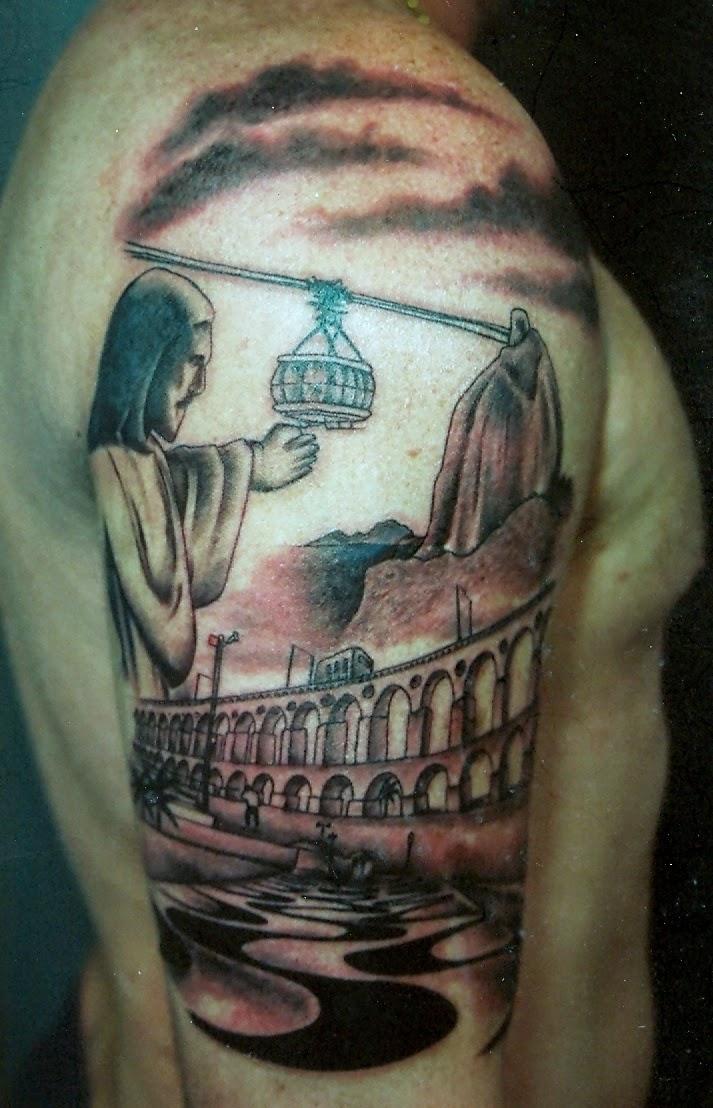 Tatuaje Rio de Janeiro