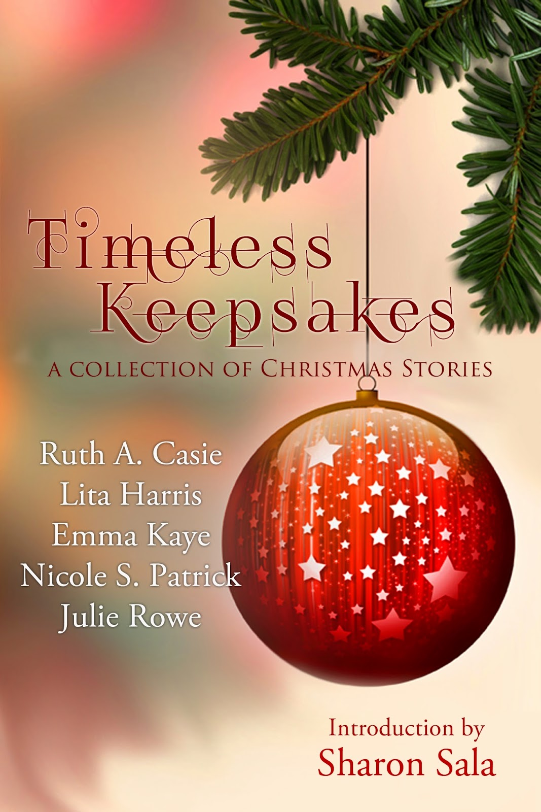 Ruth A Casie: Excerpt: Timeless Keepsakes: Mistletoe and Magick
