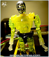 Microman Wilder Takara ミクロマン 21 タカラ Japanese Robots Mego Micronauts