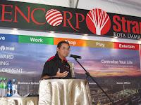 Opening speech by Dato Effendi Nawawi